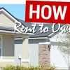 "Success with the ""Rent To Own"" model"