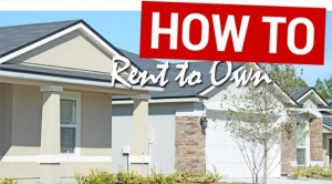 How to do rent to own