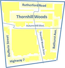 thornhill woods map